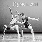calendario 2014 dance 30x30cm-9783832764043