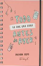 mr. wonderful agenda rotu 19 diaria - todo lo que era para...-8435460735087