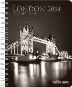 agenda 2014 london 16x21cm-4002725763150