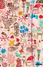 magneto-agenda 2014 flowers 10x15-4002725763495