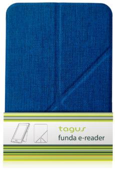 funda tagus 2018 soporte ereader iris azul-8437013765497