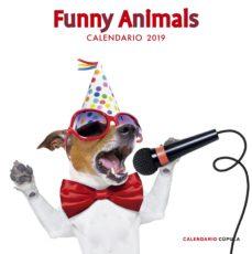 calendario funny animals 2019-9788448024697