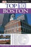 Boston Top 10 Eyewitness por Vv.aa.