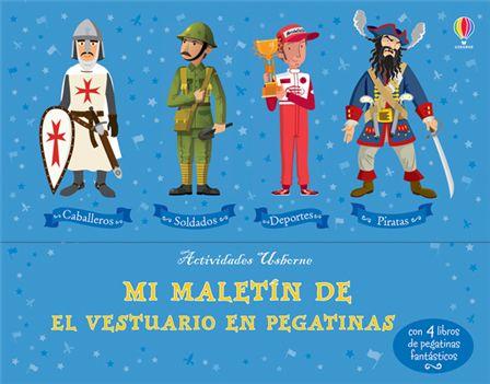Resultado de imagen de maletin SOLDADOS, PIRATAS, CABALLEROS Y DEPORTES usborne