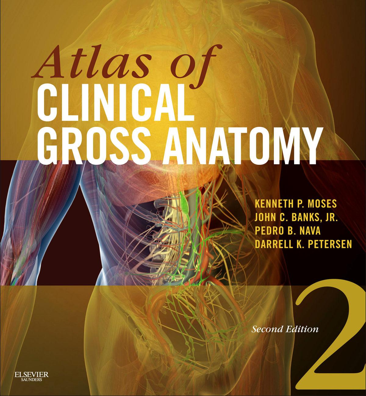 ATLAS OF CLINICAL GROSS ANATOMY E-BOOK EBOOK   MOSES   Descargar ...
