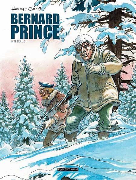 Bernard Prince Integral 3 por Louis Albert Greg;                                                                                                                                                                                                          Hermann