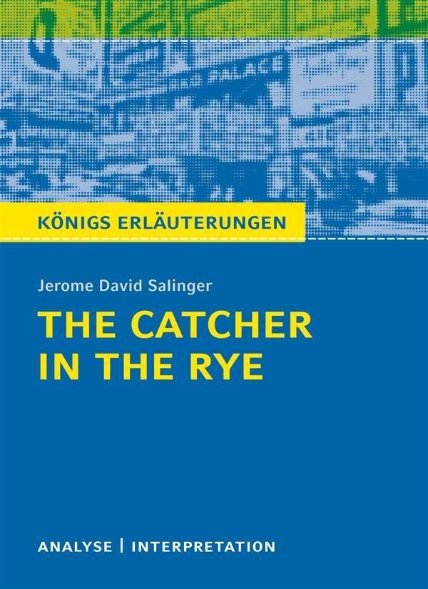 The Catcher In The Rye - Der Fänger Im Roggen.   por Jerome D. Salinger epub
