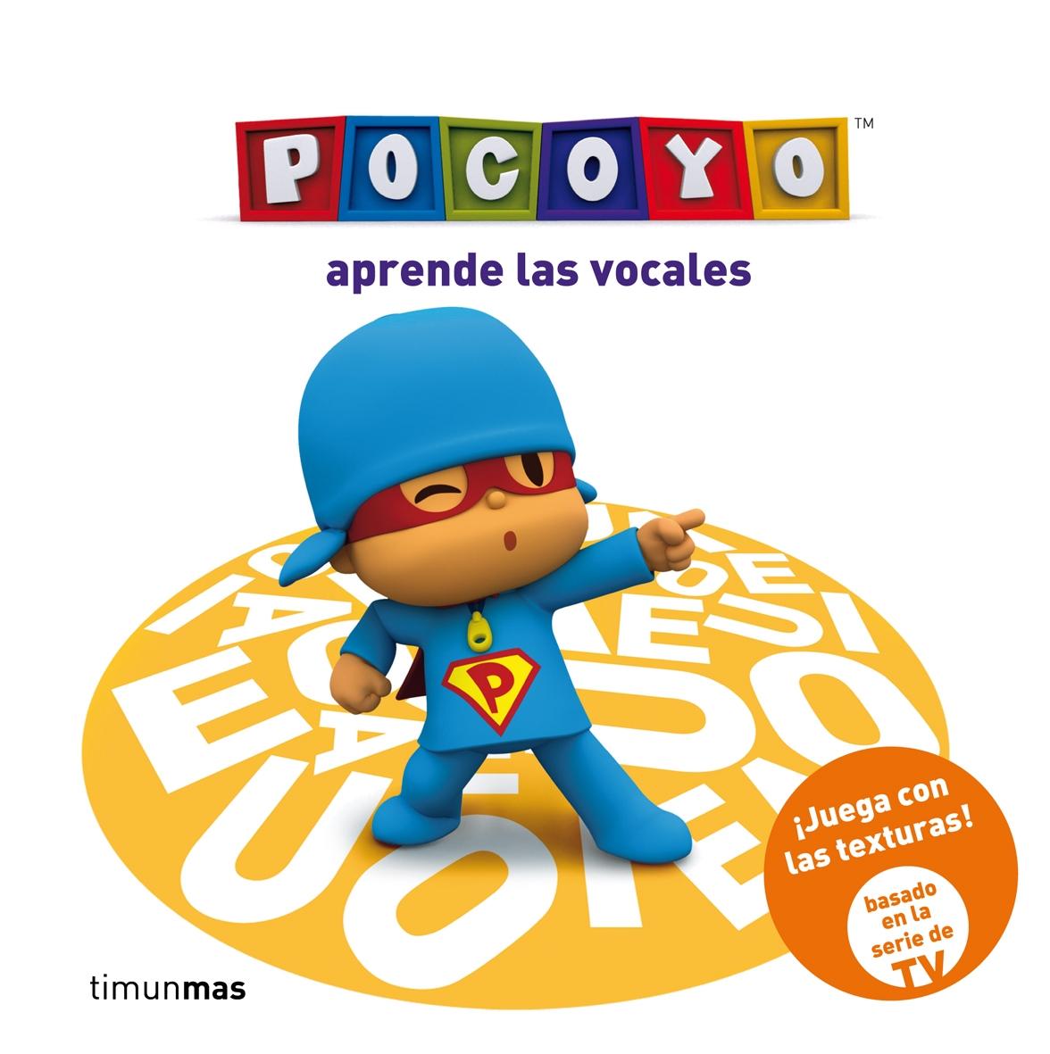 Pocoyo Aprende Las Vocales por Zinkia Gratis