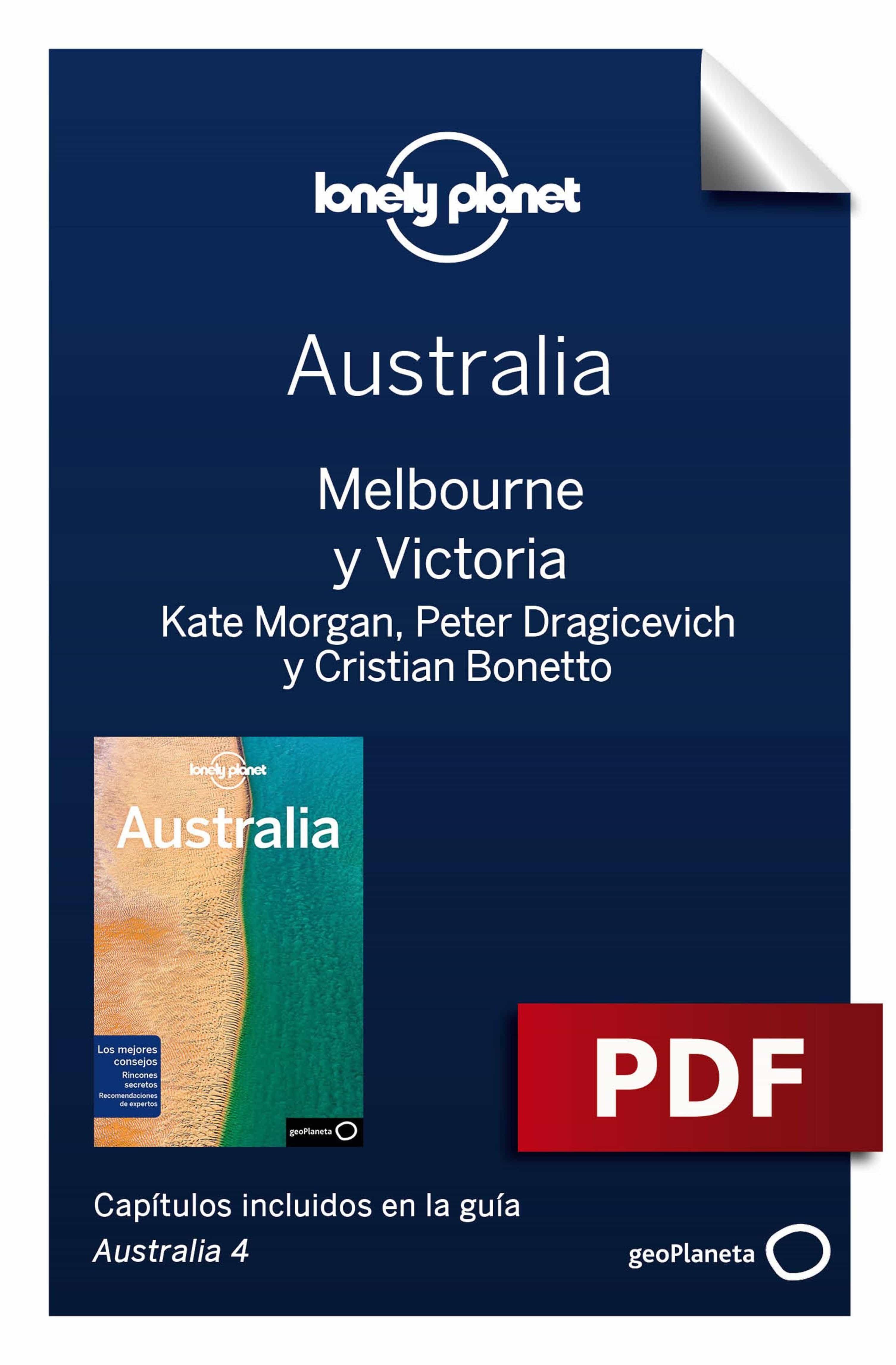 Australia 4_5. Melbourne Y Victoria, Trent Holden   por Brett Atkinson, Kate Armstrong
