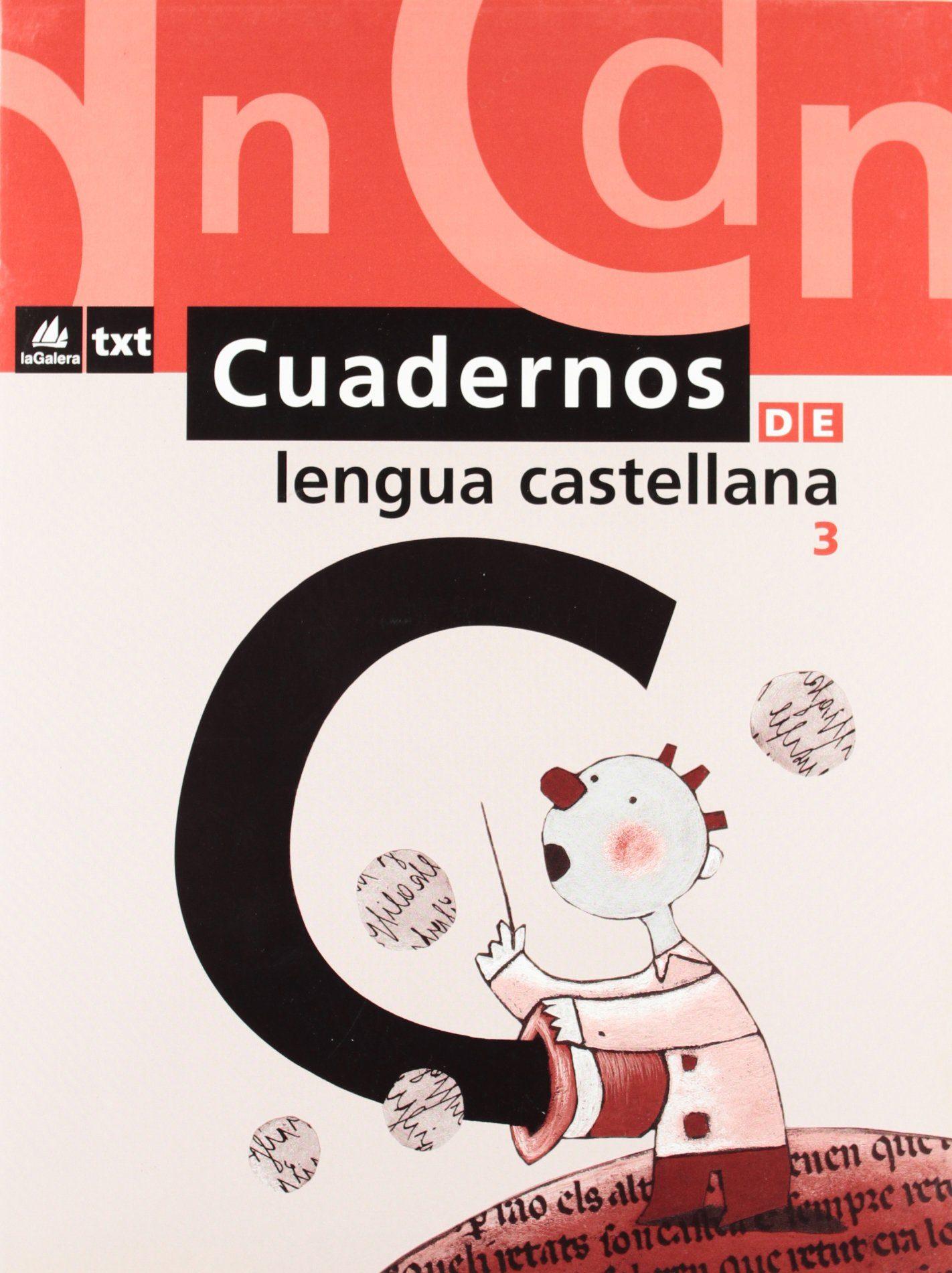 Cuaderno De Lengua Castellana 3 (1º Educacion Primaria) por Vv.aa. epub