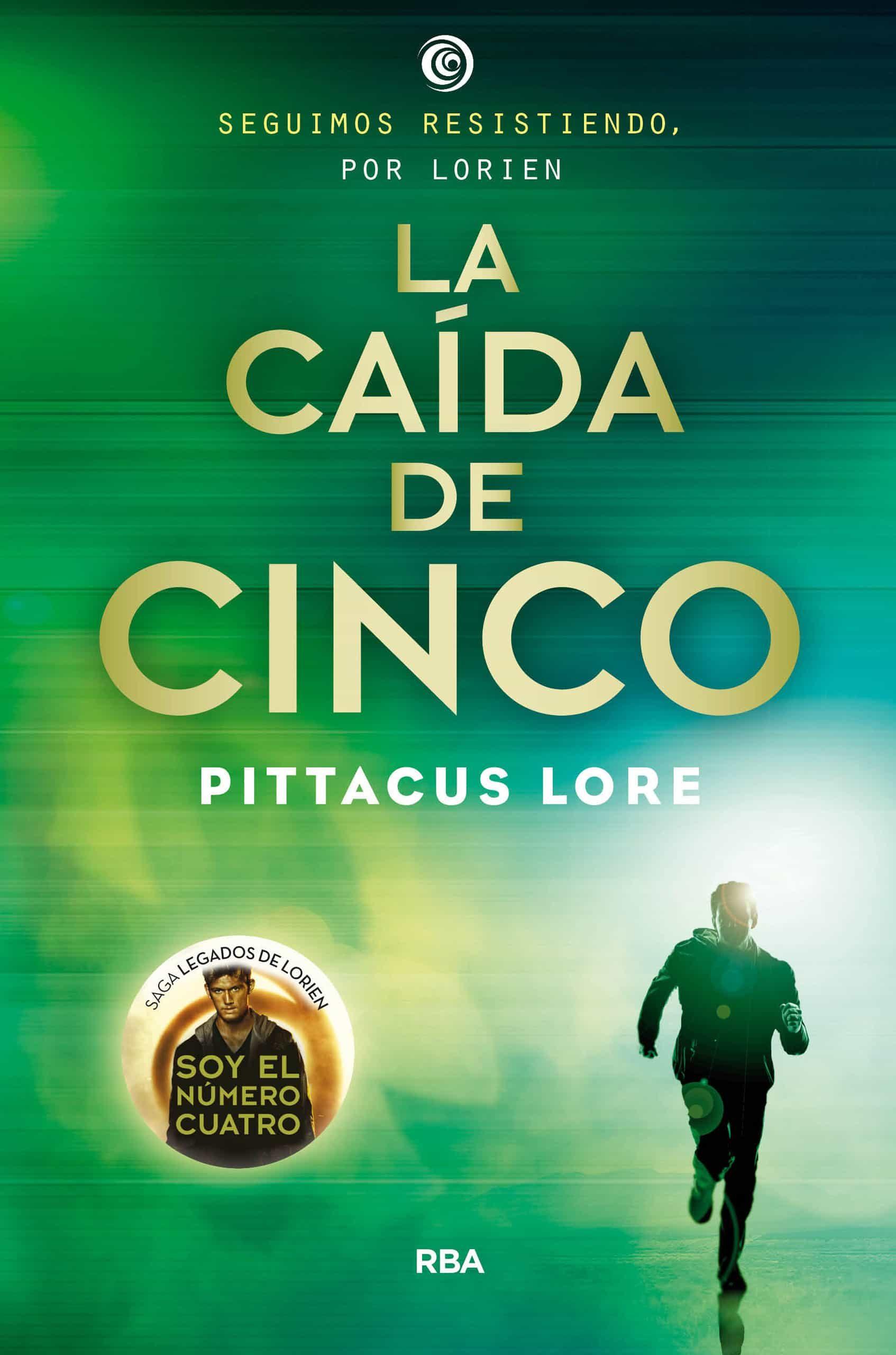 La Ca�da De Cinco (ebook)pitacus Lore9788427207509