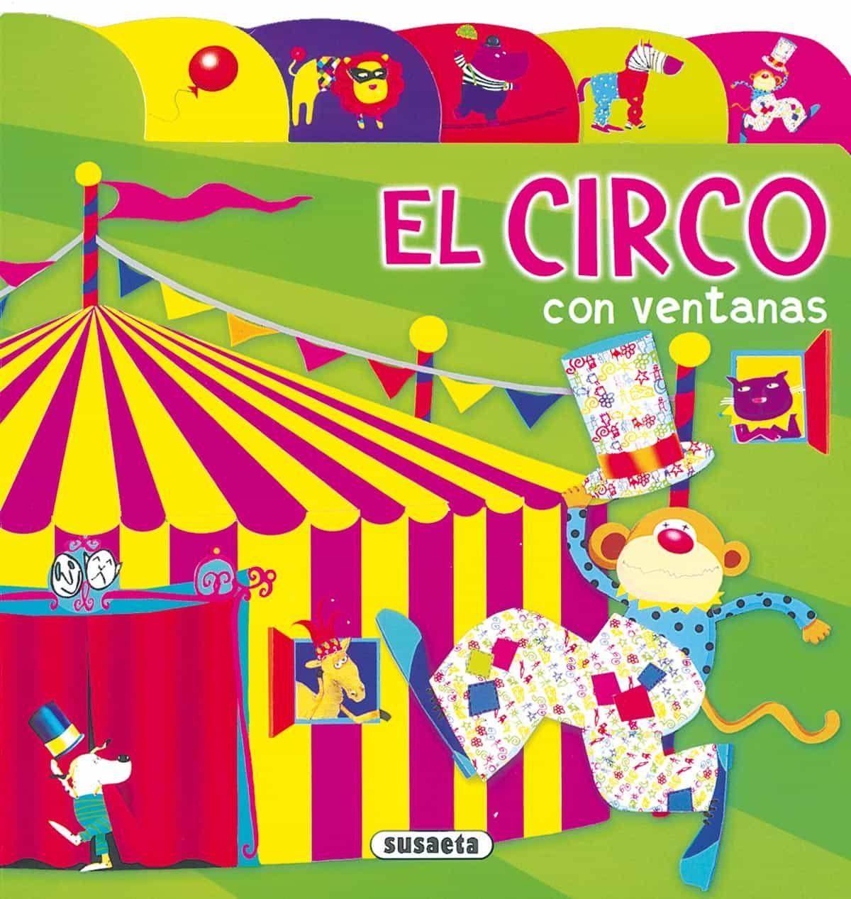 El Circo por Vv.aa. epub
