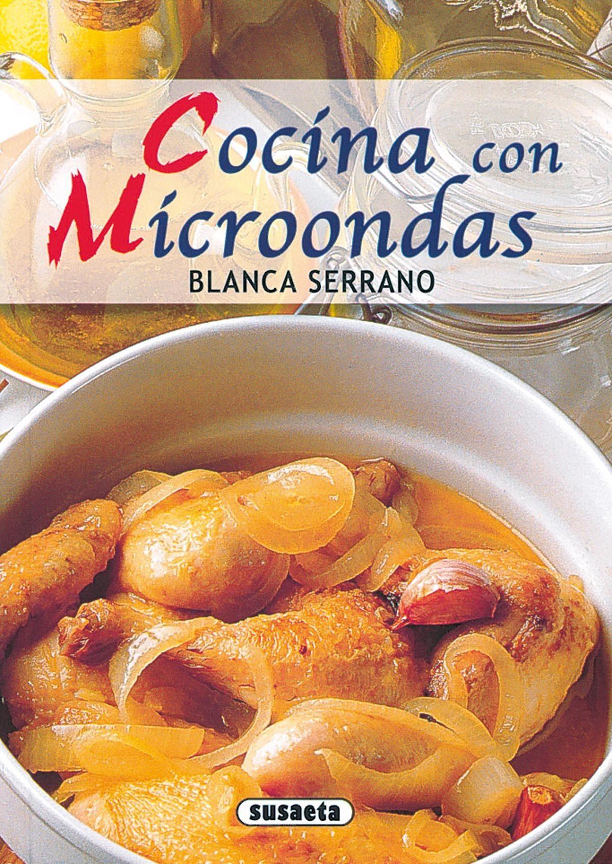 COCINA CON MICROONDAS | BLANCA SERRANO DAVILA | Comprar libro ...