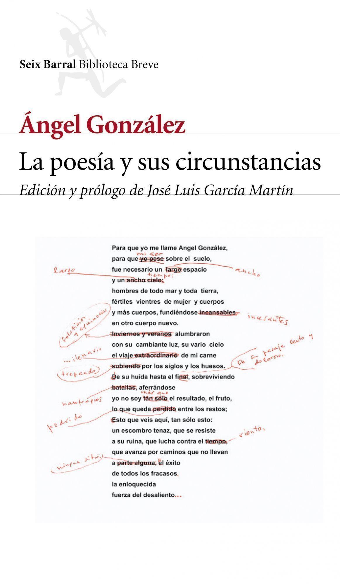 La Poesia Y Sus Circunstancias por Angel Gonzalez epub