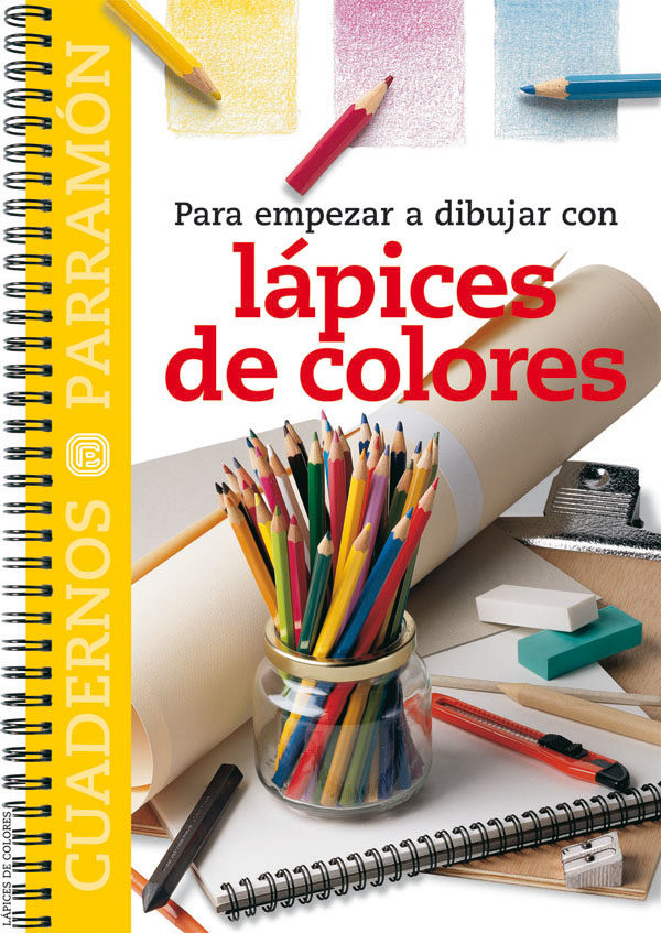 Excelente Libro Para Colorear Y Lápices De Colores Ornamento ...