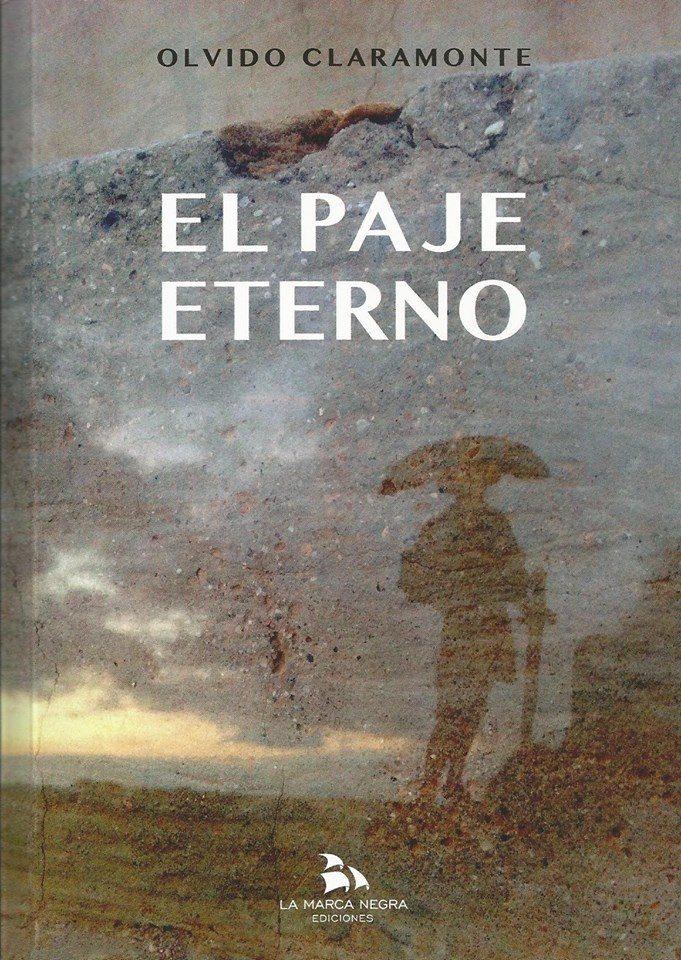 el paje eterno-olvido claramonte bengolea-9788460831709