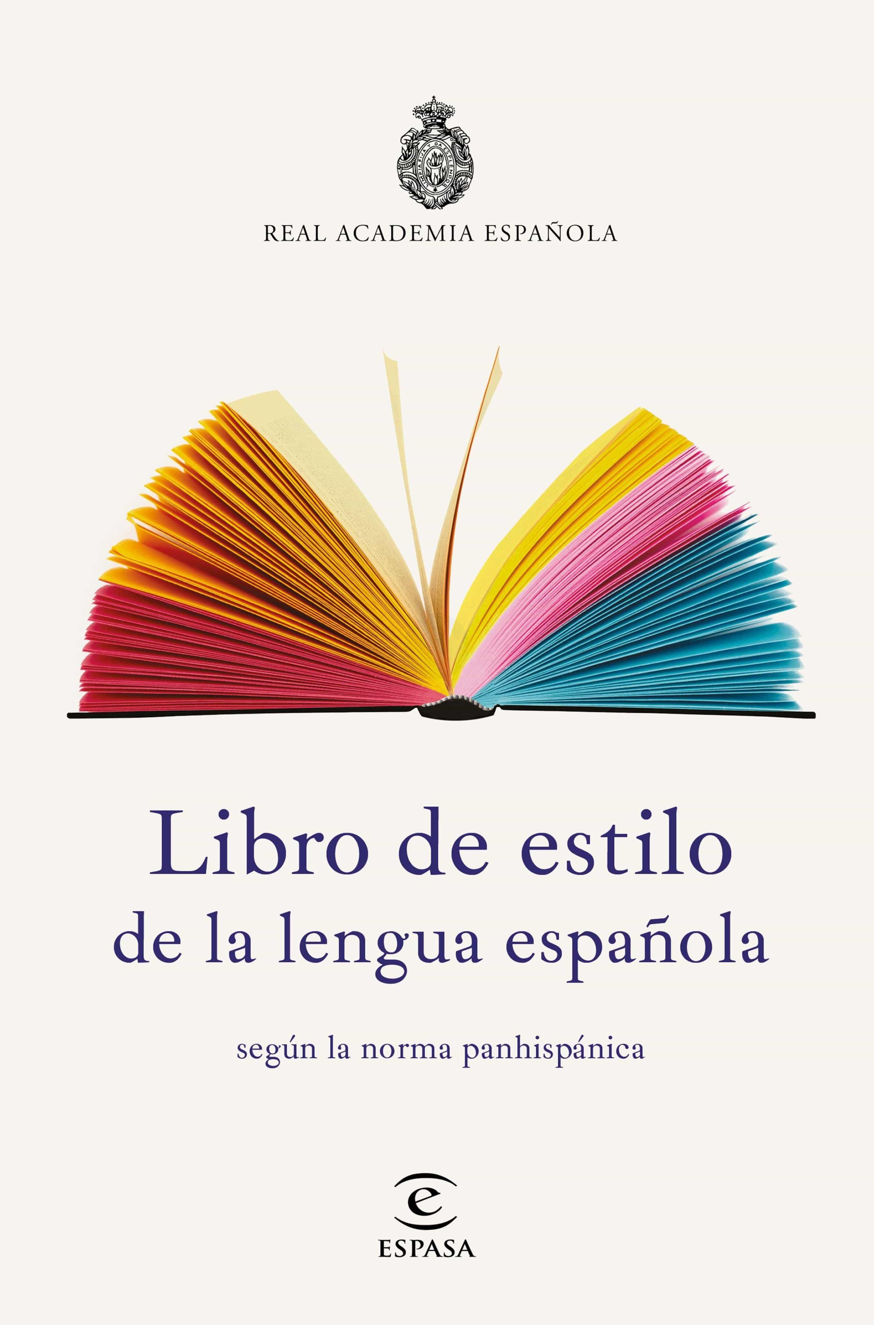 libro de estilo de la lengua española (ebook)-9788467054309