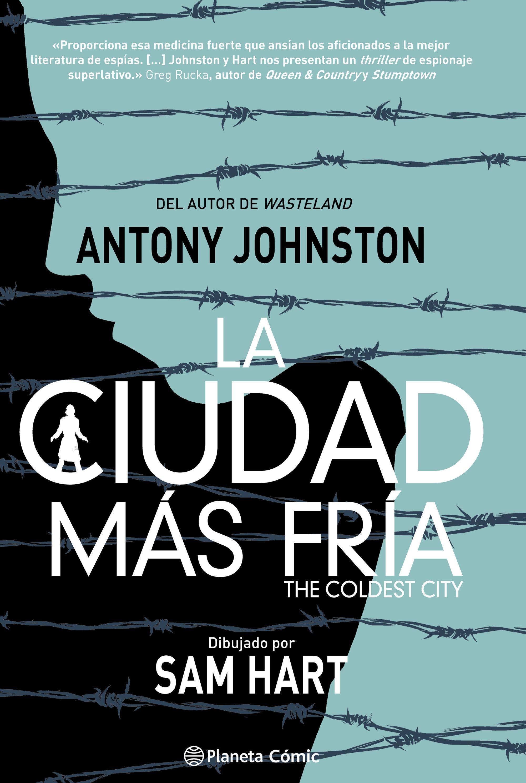 La Ciudad Más Fría - The Coldest City   por Antony Johnston, Sam Hart epub
