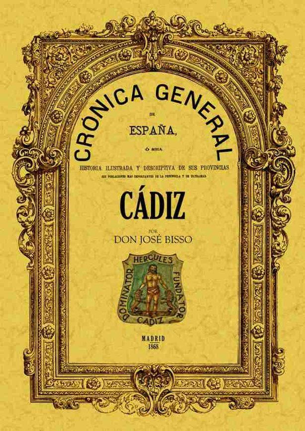 Cronica De La Provincia De Cadiz (facsimil) por Vv.aa.