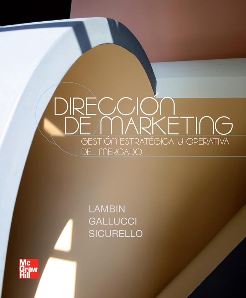 direccion de marketing (2ª ed)-jean jacques lambin-9789701067109