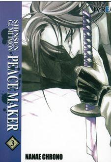 Shinsen Gumi Imon Peacemaker Nº3 por Manae Chrono