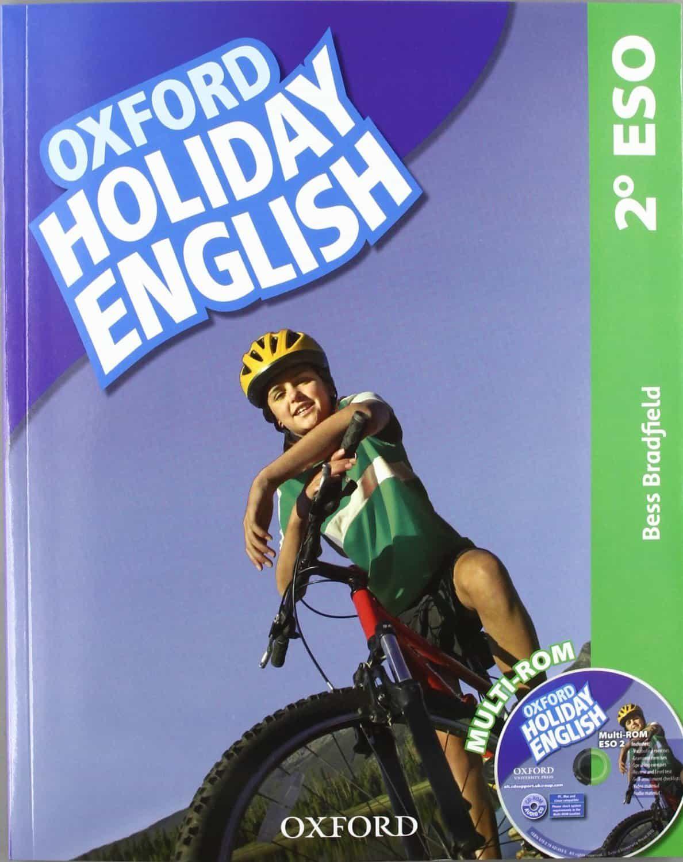 holiday english 2º eso stud pack esp 3ª ed-9780194014519