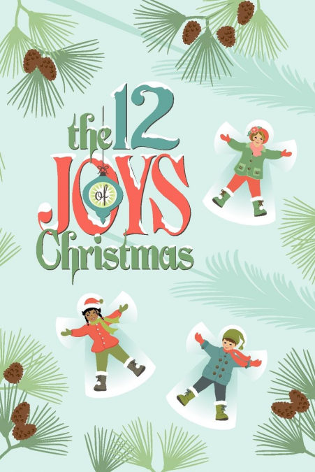The 12 Joys Of Christmas (mini Book) por Thomas K Seibold 978-0998159119 EPUB MOBI
