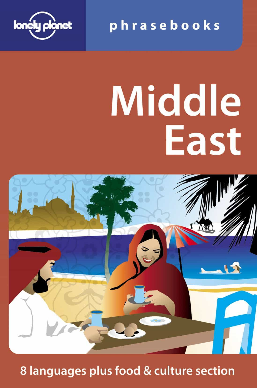 Middle East Phrasebook ( Lonely Planet ) por Vv.aa. epub