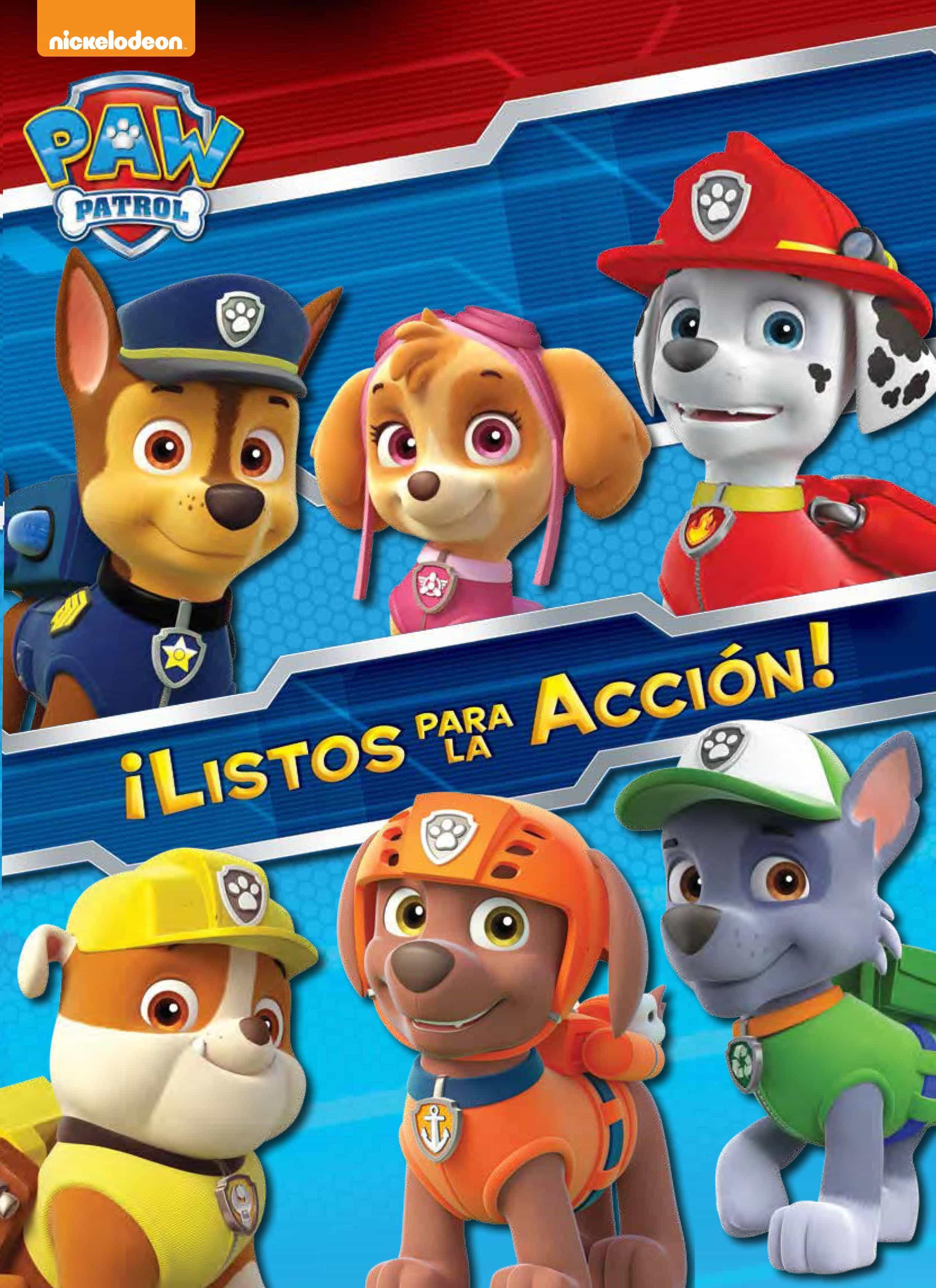 PATRULLA CANINA. ACTIVIDADES 1: ¡LISTOS PARA LA ACCION! | VV.AA ...