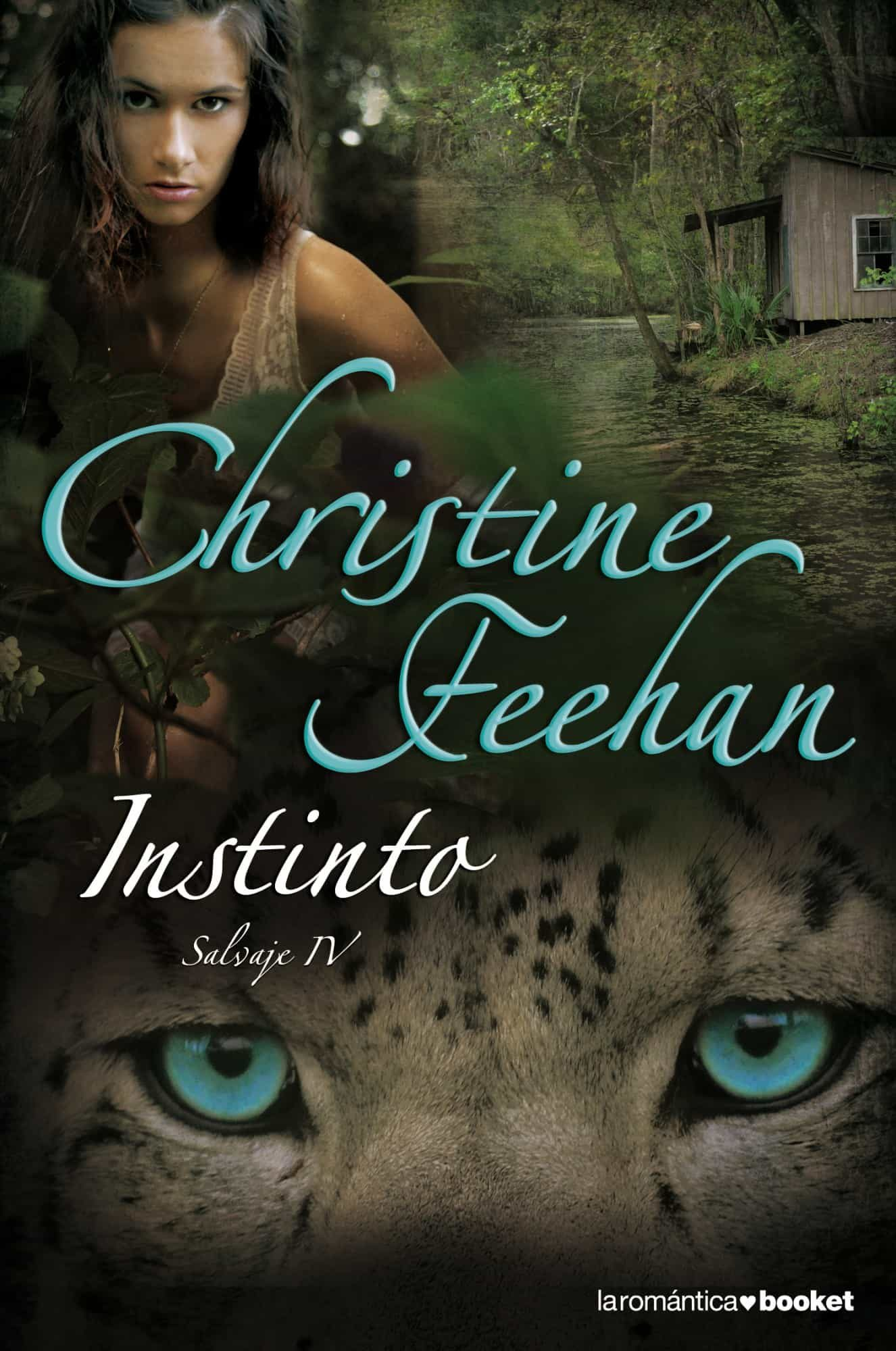 Resultado de imagen de instinto christine feehan