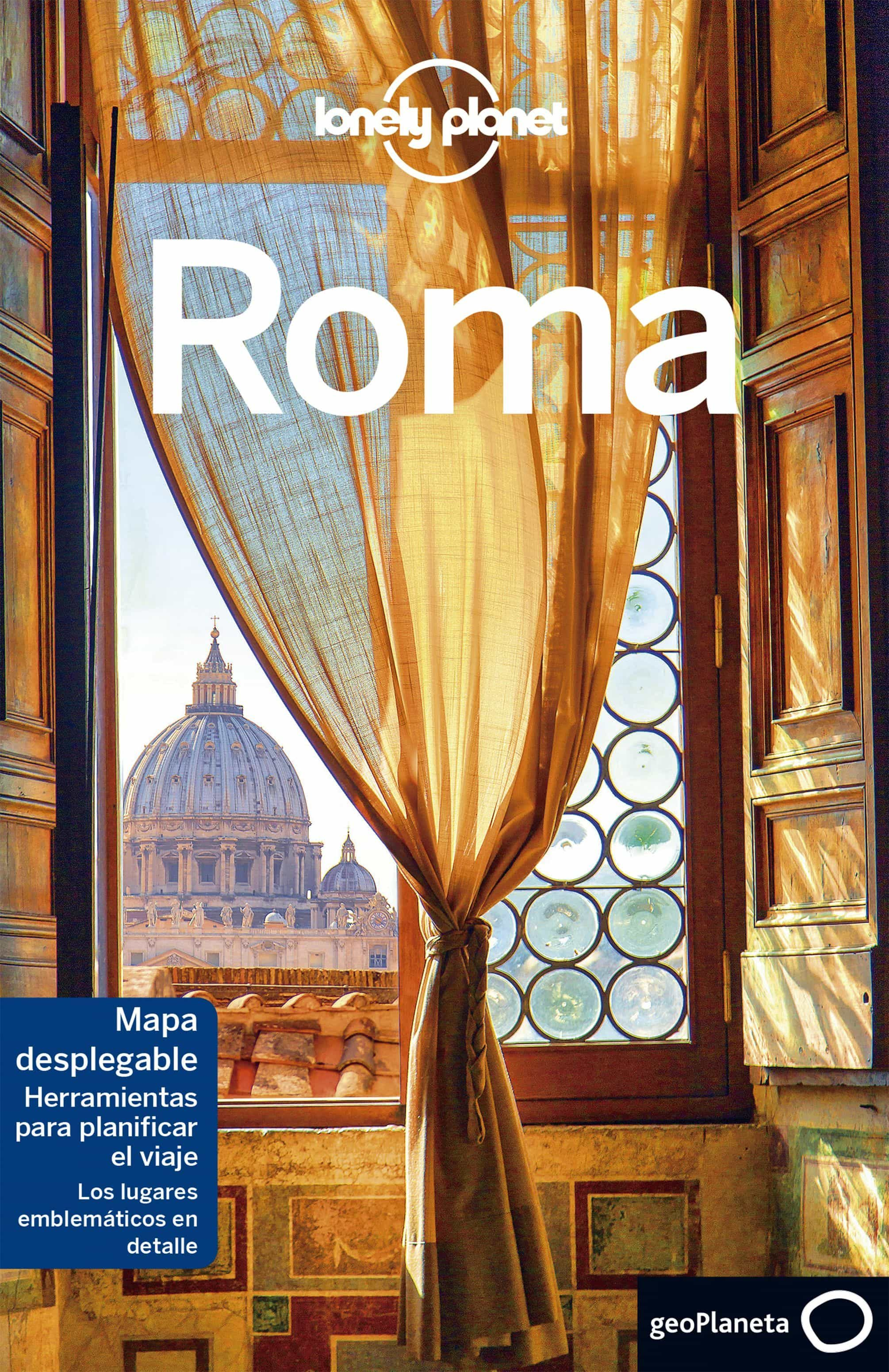 Roma 2018 (lonely Planet) 5ª Ed. por Duncan Garwood;                                                                                    Nicola Williams