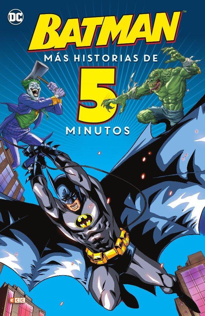Batman: Mas Historias De 5 Minutos por Vv.aa.
