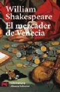 El Mercader De Venecia por William Shakespeare Gratis