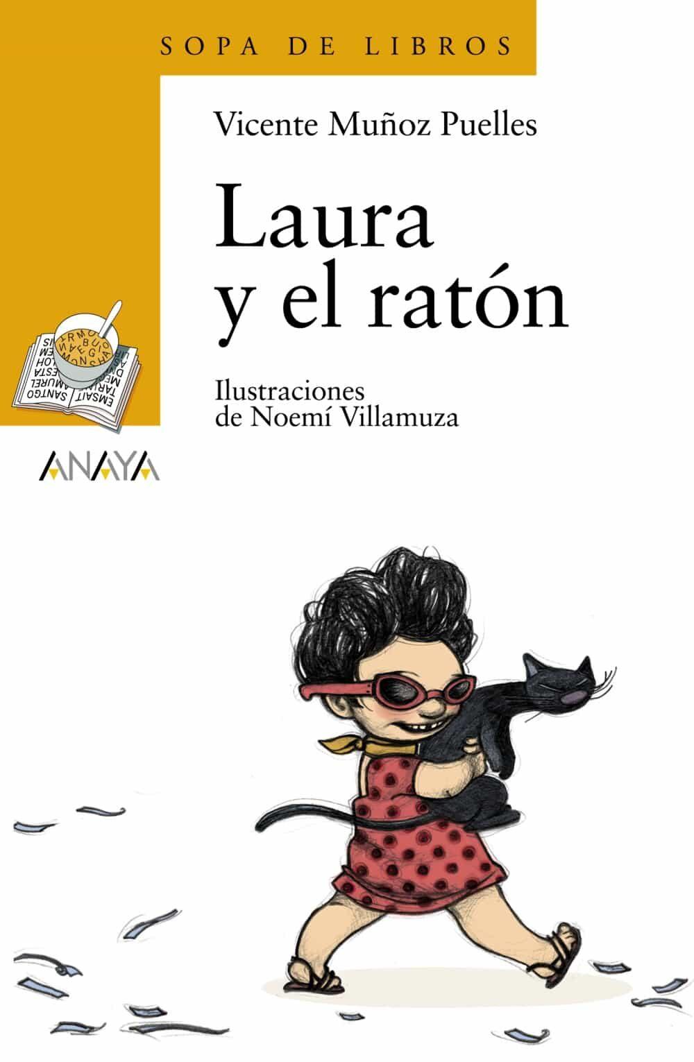 Resultado de imagen de LAURA Y EL RATON