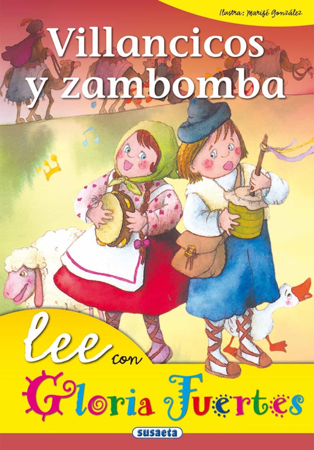 Villancicos Y Zambomba por Gloria Fuertes