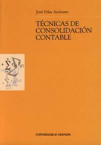 Tecnicas De Consolidacion Contable por Jose Frias Aceituno epub