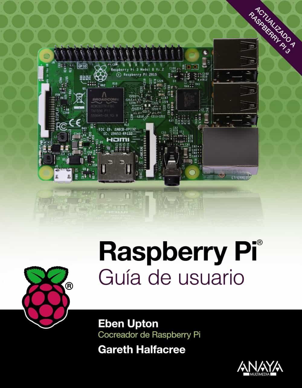 Resultado de imagen para Raspberry Pi: guía de usuario