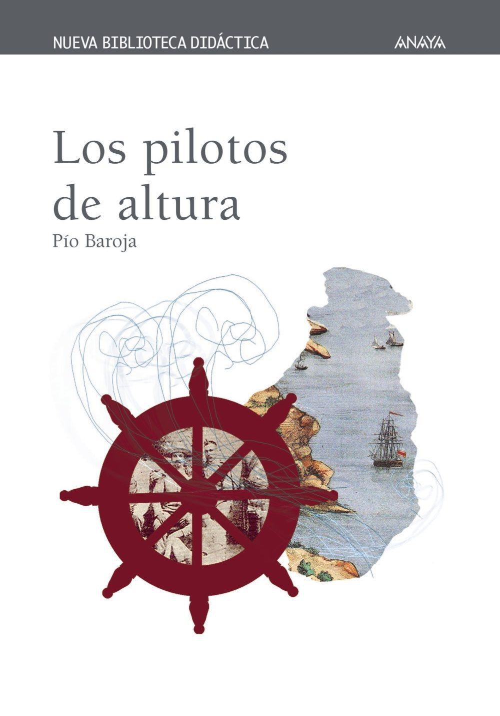 los pilotos de altura-pio baroja-9788466716819