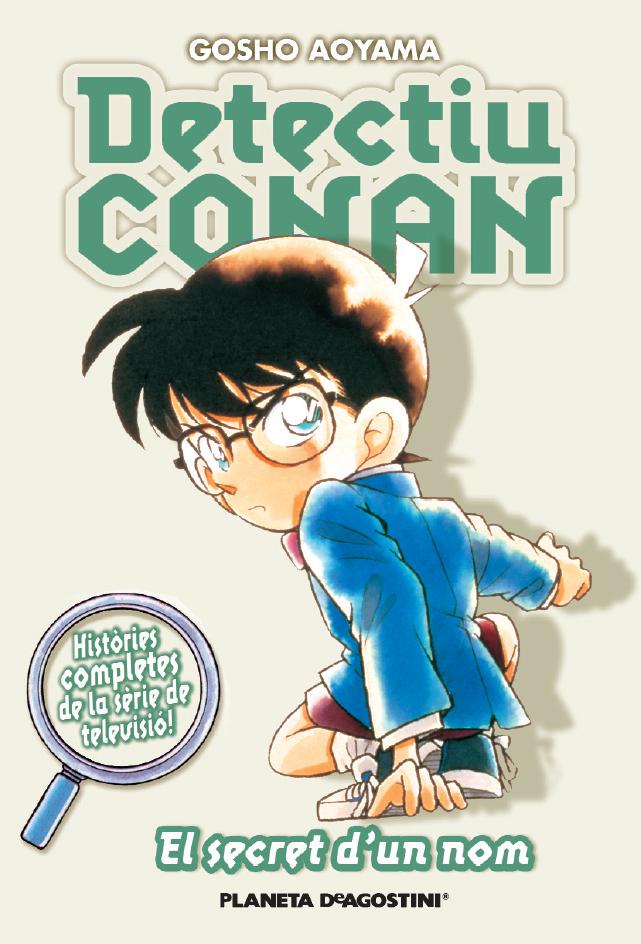 detectiu conan 7: el secret d un nom-gosho aoyama-9788467458619