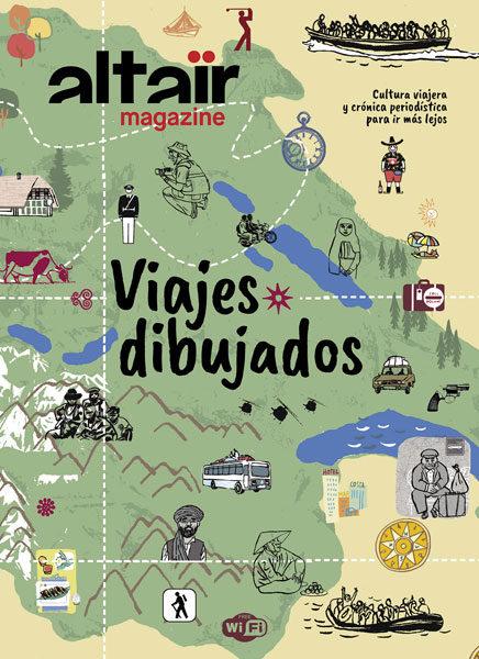 Viajes Dibujados por Vv.aa.