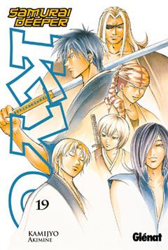 Samurai Deeper Kyo Nº 19 por Kamijyo Akimine Gratis