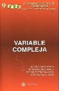 Variable Compleja por Jose Luis Galan Garcia