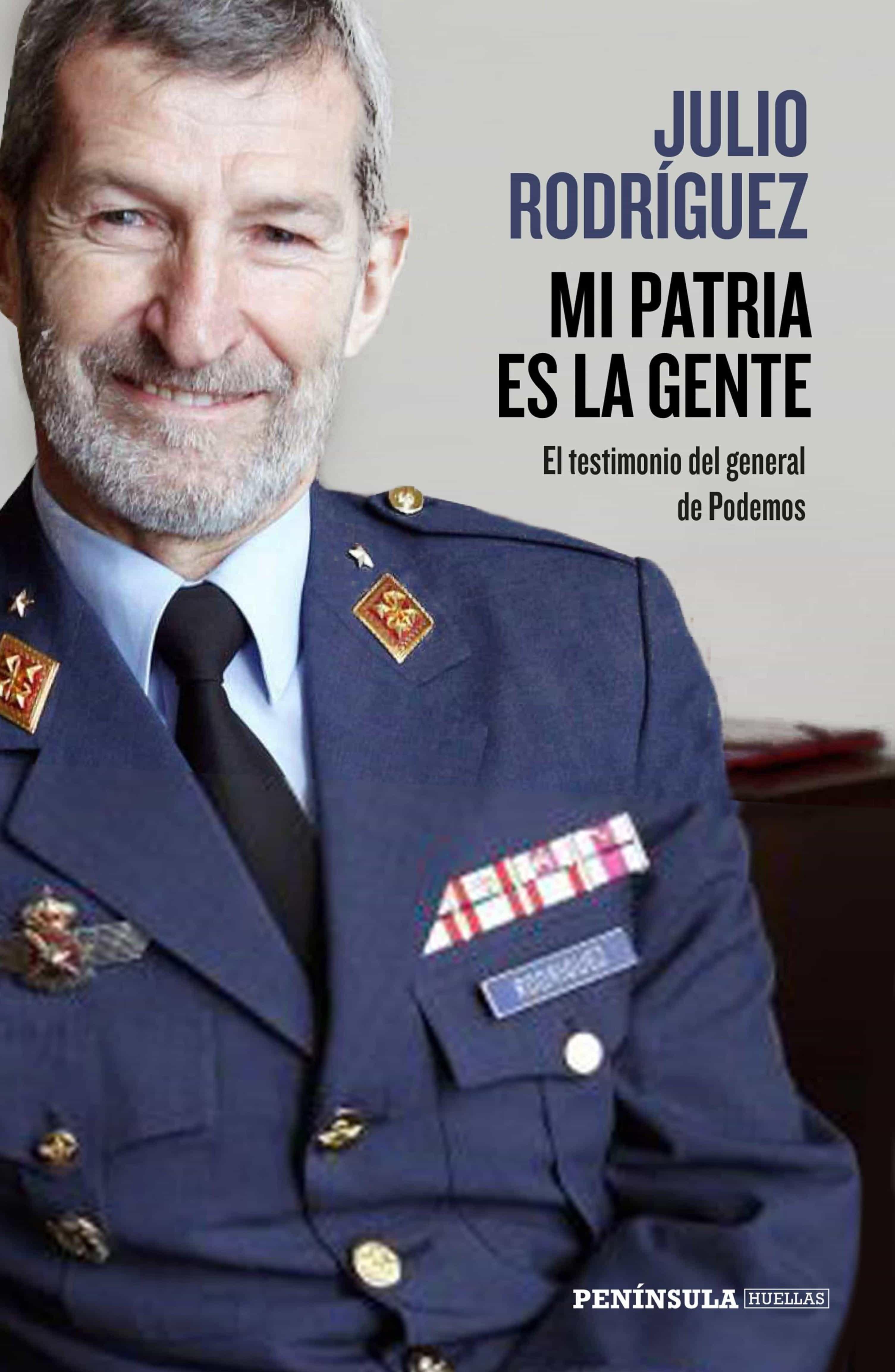 Mi Patria Es La Gente   por Julio Rodriguez
