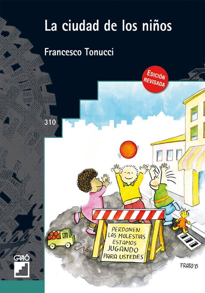 la ciudad de los niños (ebook)-francesco tonucci-9788499806082