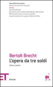 descargar L OPERA DA TRE SOLDI TESTO ORIGINALE A FRONTE pdf, ebook