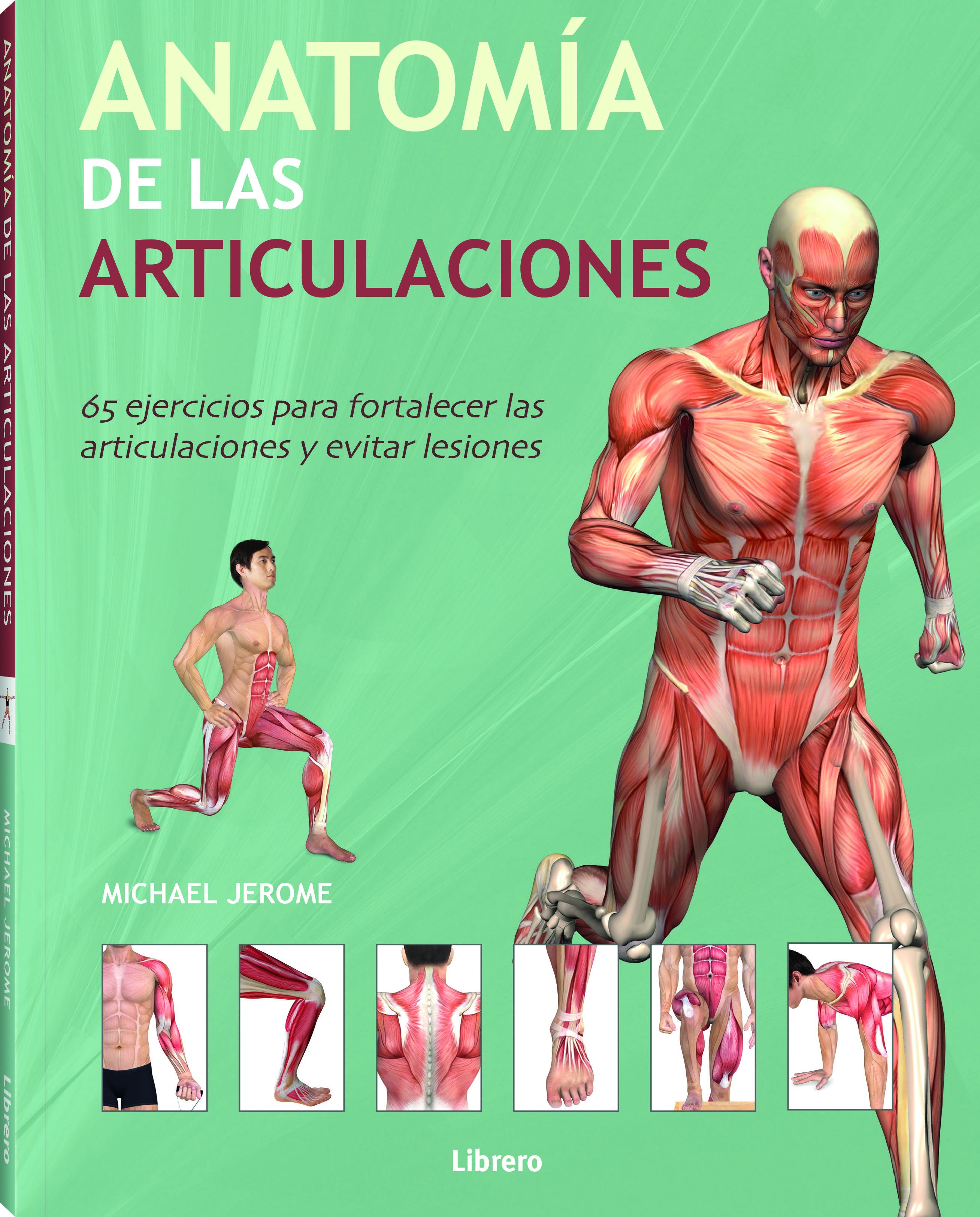 ANATOMÍA DE LAS ARTICULACIONES | MICHAEL JEROME | Comprar libro ...