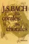 386 Corales por J.s. Bach