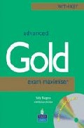 Cae Advanced Exam Maximisergold: With Key por S. Burgess;                                                                                                                                                                    