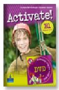 Activate! B1 Sb + Dvd por Vv.aa.