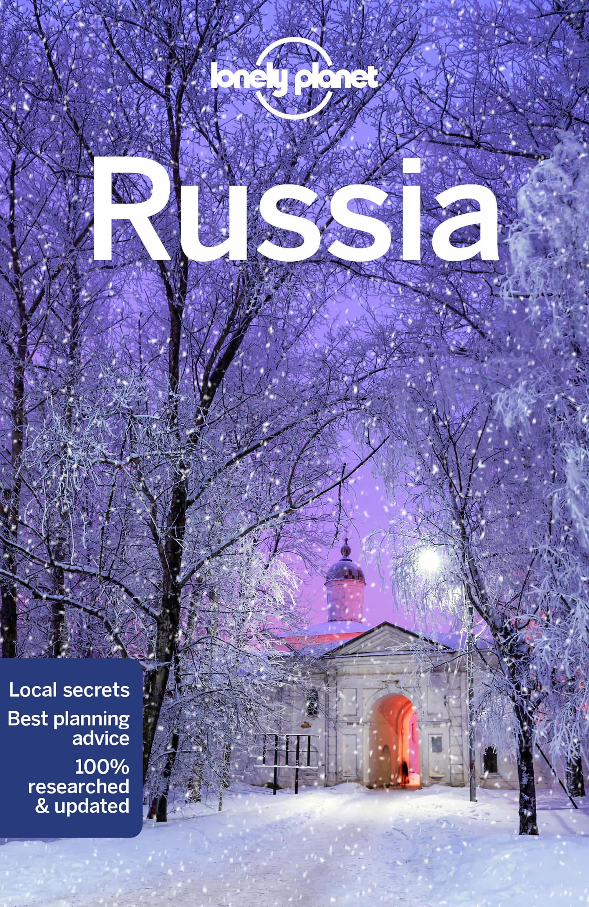 russia 2018 (8th ed.) (ingles) (lonely planet)-9781786573629